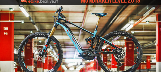 Mondraker Level: eMTB da 29″ e 160 mm di escursione