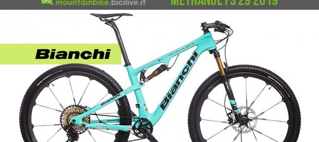 La nuova Bianchi Methanol FS 29