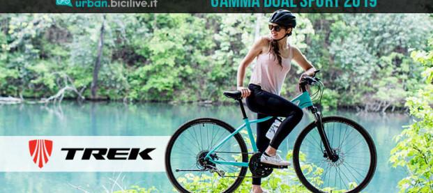 Arriva da Trek Dual Sport, la bici ibrida adatta a città e fuori porta