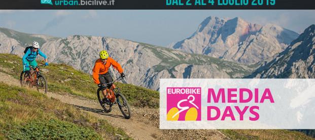 Eurobike Media Days 2019 a Plan de Corones dal 2 al 4 luglio