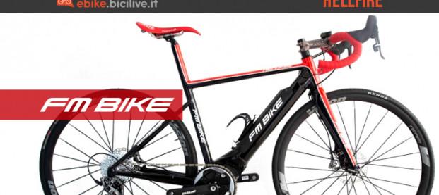 Hellfire: leggerezza e stabilità per la road ebike di FM Bike