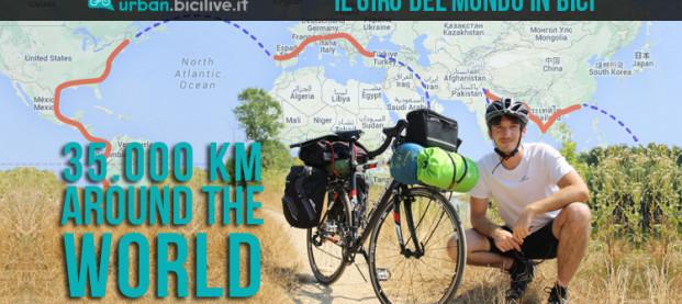 Il Giro del Mondo in bicicletta: si può fare