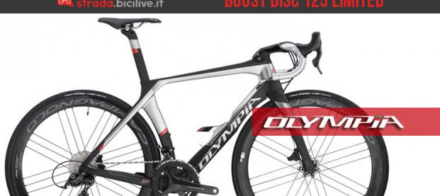 Olympia Boost Disc limited edition: solo 125 esemplari
