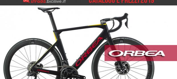 Le bici da strada e triathlon di Orbea: catalogo e listino prezzi 2019