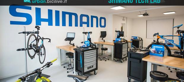 Shimano Tech Lab, per la formazione e l'aggiornamento