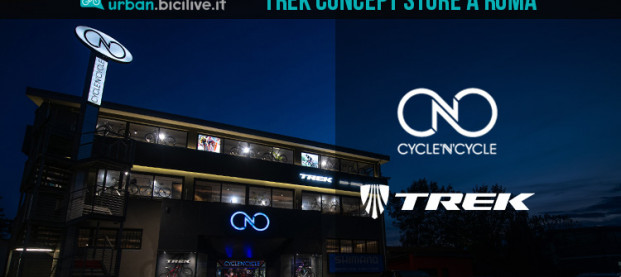 Nasce a Roma il Trek Concept Store Cycle'n'Cycle