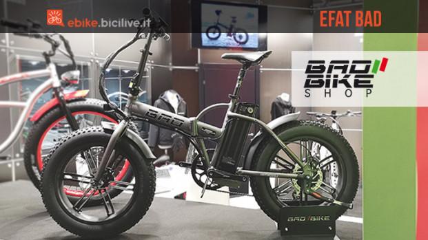 La eFat BAD di Bad Bike in edizione limitata