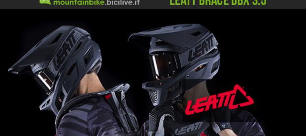 Il collare di protezione mtb Leatt Brace Dbx 3.5 2019