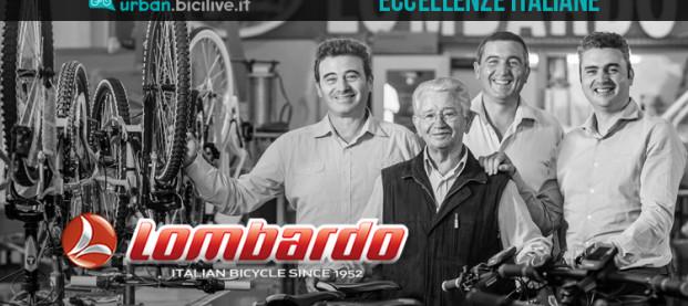 Premiata Cicli Lombardo: è tra le 100 Eccellenze d'Italia