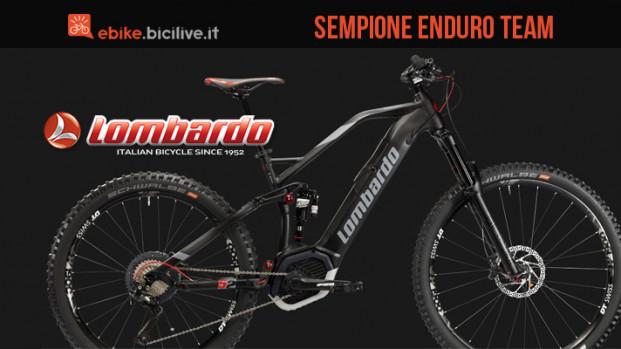 Sempione Enduro Team: la full elettrica Lombardo per dominare le salite