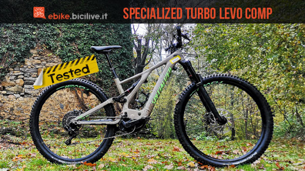 Il mini test della Specialized Turbo Levo Comp 2019