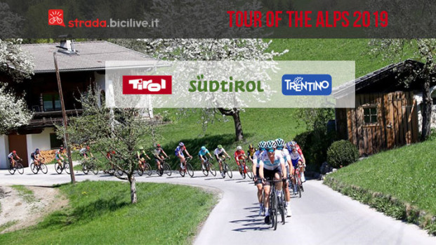 Tour of the Alps 2019: la 43esima edizione dal 22 al 26 aprile