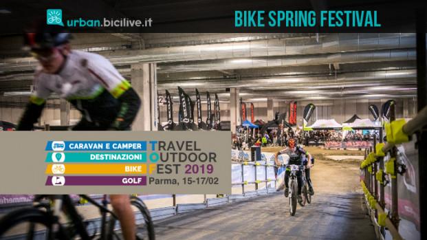 Bike Spring Festival 2019: tre giorni dedicati alla bicicletta