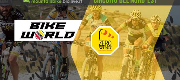 La quarta edizione del circuito mtb Bike World Zero Wind