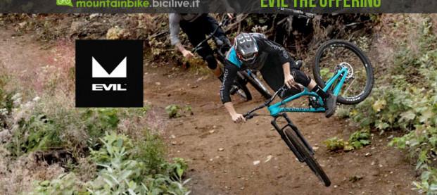 Evil The Offering, 140 mm e ruote da 29″: trail o enduro?