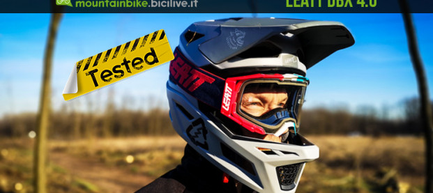Il test del casco integrale per mtb enduro Leatt DBX 4.0