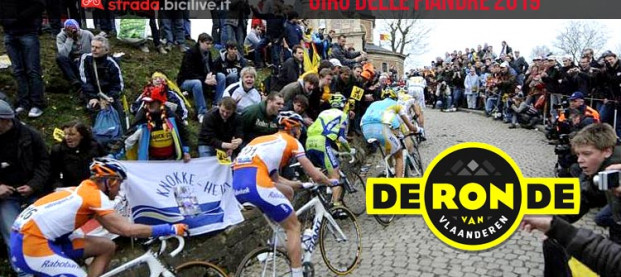 Il Giro delle Fiandre 2019: percorso e favoriti della classica