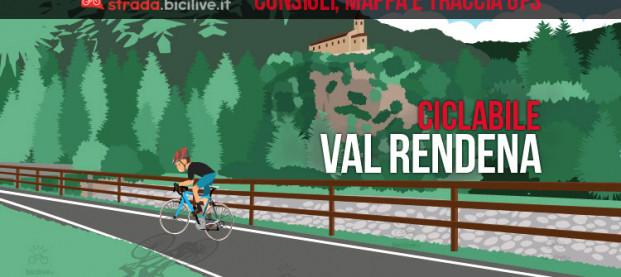 Alla scoperta della ciclabile della Val Rendena