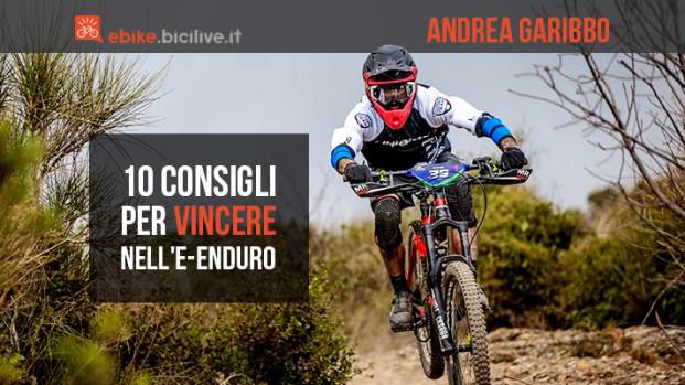10 consigli per vincere nelle gare ebike e-Enduro