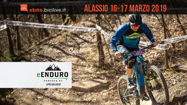 E-Enduro 2019: prima tappa ad Alassio il 16 e 17 marzo