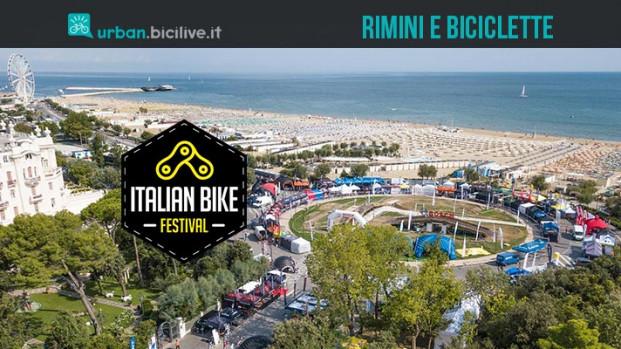 Italian Bike Festival 2019: a Rimini dal 13 al 15 settembre