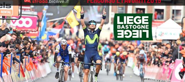 Liegi-Bastogne-Liegi 2019: il percorso di gara e i favoriti