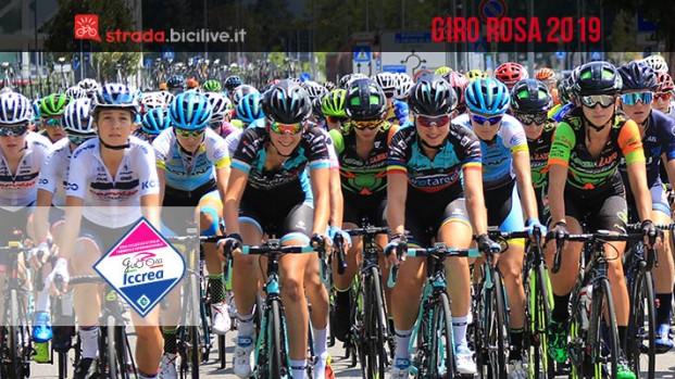 Il Giro Rosa 2019 parte il 5 luglio, svelate tutte le 10 tappe