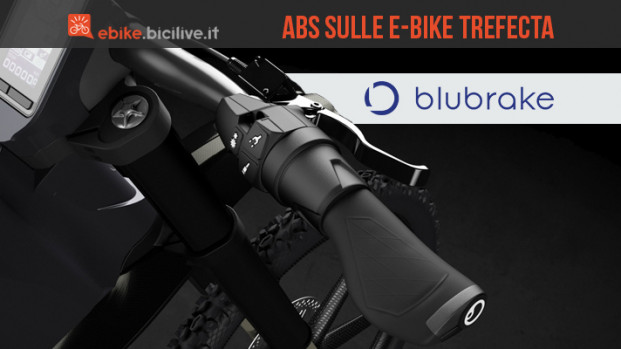 Blubrake mette l'ABS sulle speed e-bike Trefecta