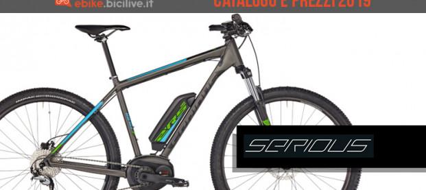 Il catalogo e il listino prezzi 2019 delle e-bike Serious