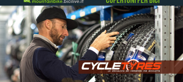 Cycletyres: migliaia di copertoni direttamente a casa vostra