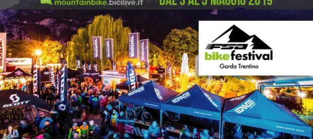FSA Bike Festival Garda Trentino 2019: tutti in bici sul lago!