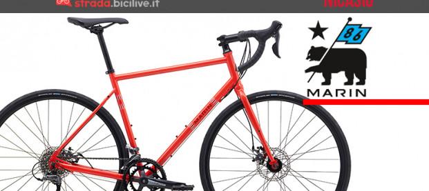 La bici Marin Nicasio: l'acciaio per le avventure del ciclocross