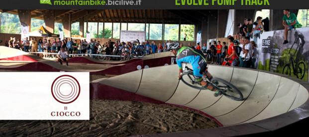 È in Toscana l'Evolve Pump Track, la pista al coperto più lunga d'Italia