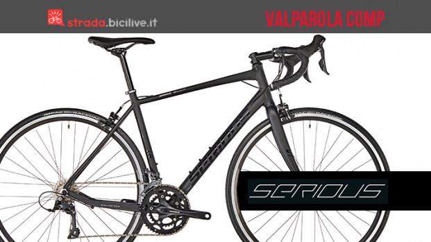 La Valparola Comp di Serious Cycles: una bici pensata per i principianti