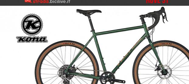 Kona Rove ST: la bici in acciaio per il ciclocross
