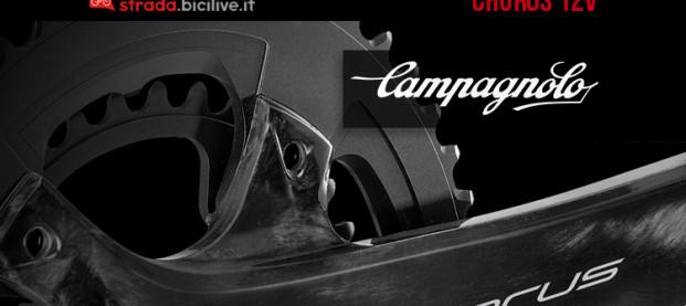 Campagnolo Chorus 12v: la novità 2020 di media gamma
