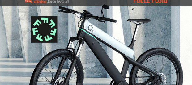 Fuell Fluid: l'e-bike con 200 chilometri d'autonomia