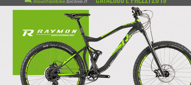 Le mountain bike R Raymon del 2019: catalogo e prezzi