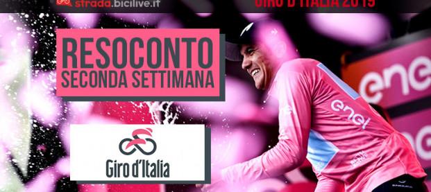 Giro d'Italia 2019: il resoconto della seconda settimana