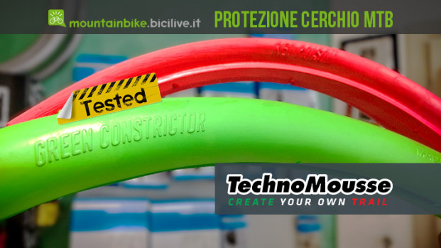 Il test dei sistemi antiforatura Technomousse: Green Constrictor e Red Poison
