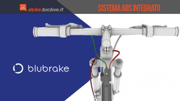 Blubrake e il primo sistema ABS integrato per ebike