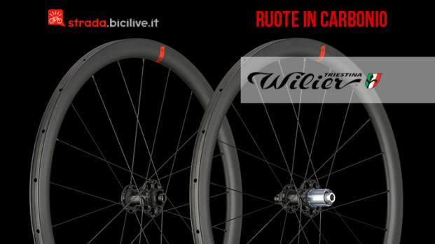 Wilier Triestina: nuovi modelli di ruote in carbonio per dischi