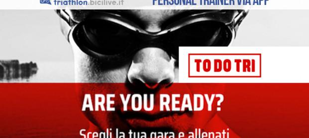 ToDoTri: il tuo personal trainer via APP