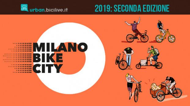 Milano Bike City 2019: dal 14 al 22 settembre