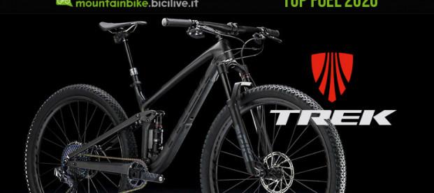 La nuova mtb Trek Top Fuel 2020: dai circuiti XC ai trail di montagna