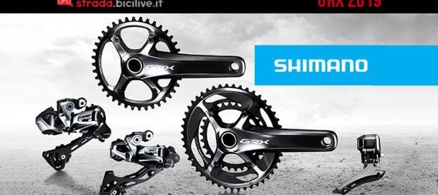 Shimano GRX: il primo gruppo gravel sul mercato