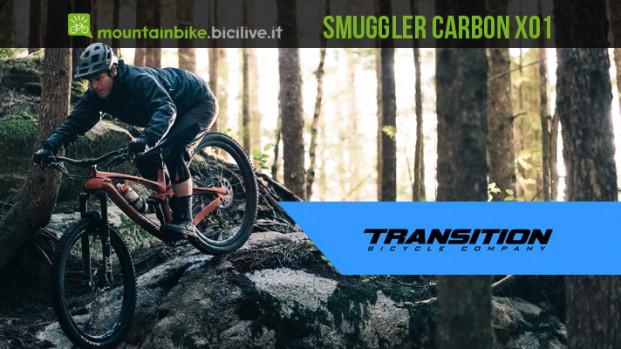 La Transition Smuggler Carbon XO1, una mtb tuttofare