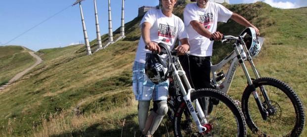 Rolando Galli, il Papà dell'Abetone Gravity Park