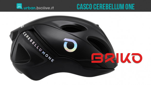 Briko Cerebellum One, il casco salvavita intelligente