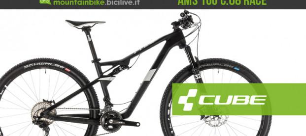 La Cube AMS 100 C:68 Race: velocità, comfort e prestazioni